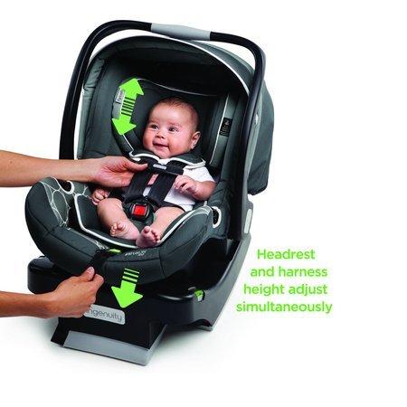 5 best infant car seats nov 2016 bestreviews. Black Bedroom Furniture Sets. Home Design Ideas