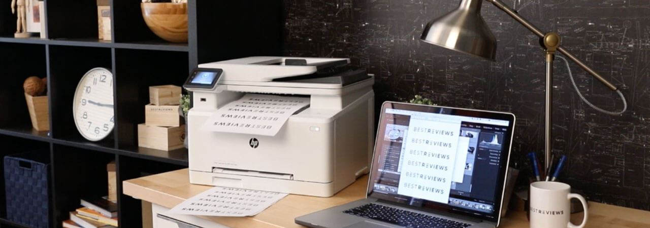 Best Reviews Home Printers Header Image