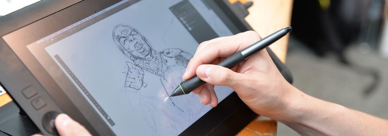 Drawing Lines With Tablet : Best drawing tablets jan bestreviews