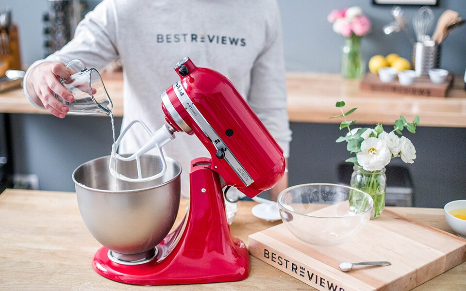 5 Best Kitchenaid Mixers Nov 2017 Bestreviews