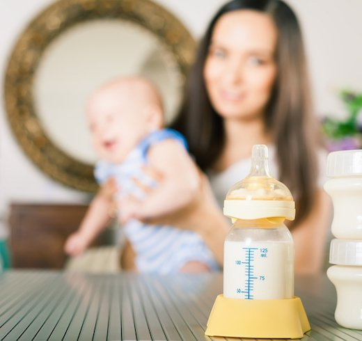how to make breast milk flow faster while pumping