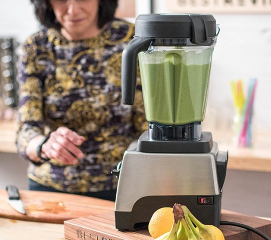 a single kitchen appliance that can do the job of several a vitamix blender clears plenty of space on your countertop