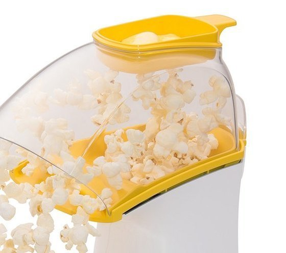 If You Have A Hungry Crowd Clamoring For Their Popcorn In Hurry Your Best Option Is The Presto Poplite Hot Air Machine This Unit Pops 30 Faster Than