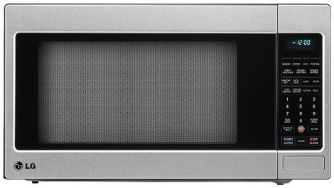 Counter Top Microwave Oven With Easy Clean
