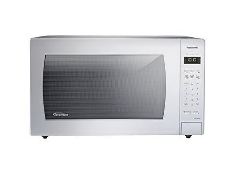 Countertop Microwave With Inverter Technology