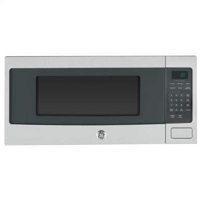 Stainless Steel Countertop Microwave