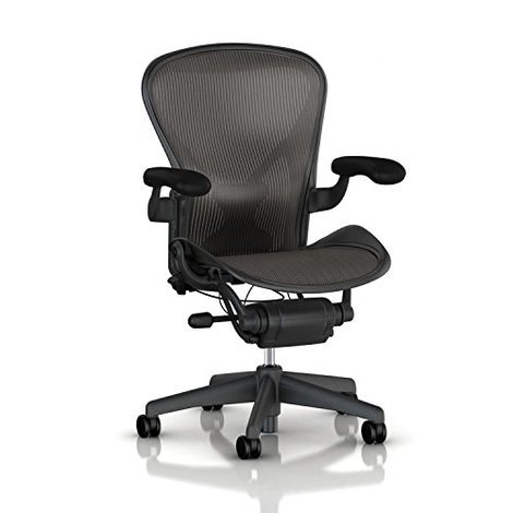 Aeron Task Chair  Size C5 Best Desk Chairs   Oct  2017   BestReviews. Alera Elusion Chair Reviews. Home Design Ideas