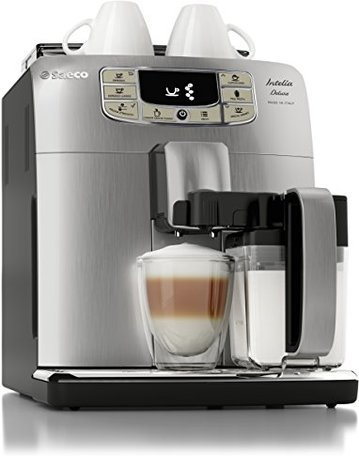 philips intelia deluxe espresso machine