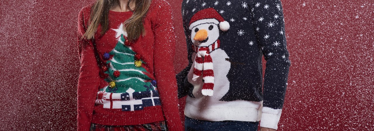 Ugly Christmas Sweaters 2019.5 Best Women S Ugly Christmas Sweaters Oct 2019 Bestreviews