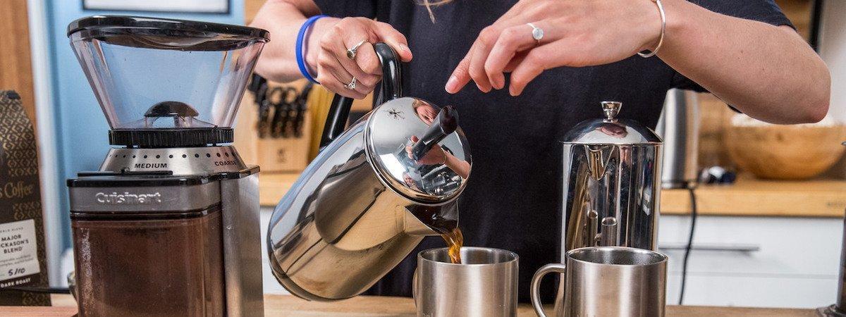5 Best Coffee Percolators