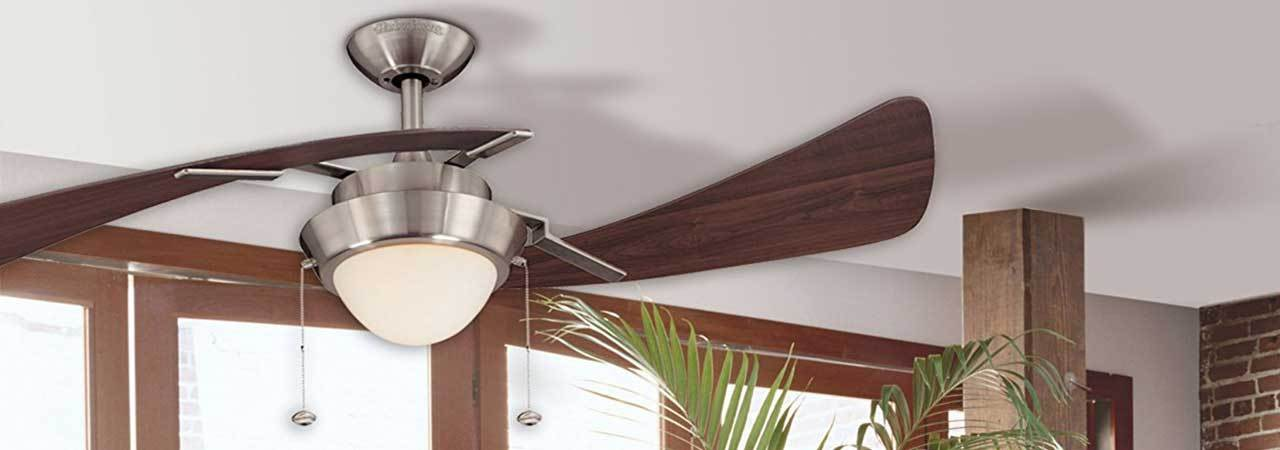 5 best low profile ceiling fans july 2018 bestreviews aloadofball Choice Image