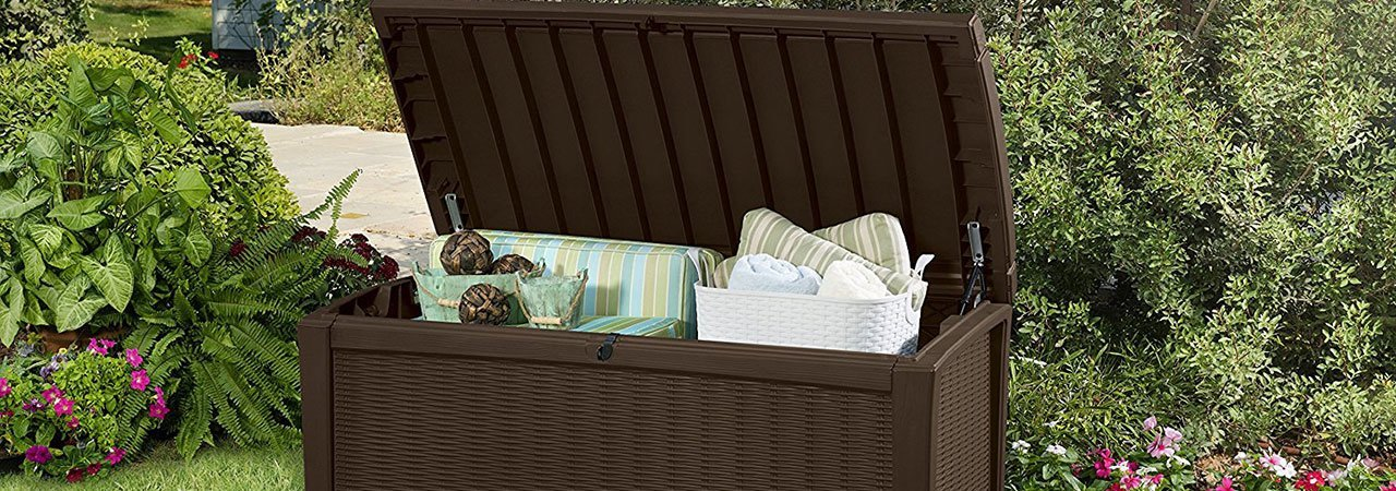 Best Outdoor Storage Seats