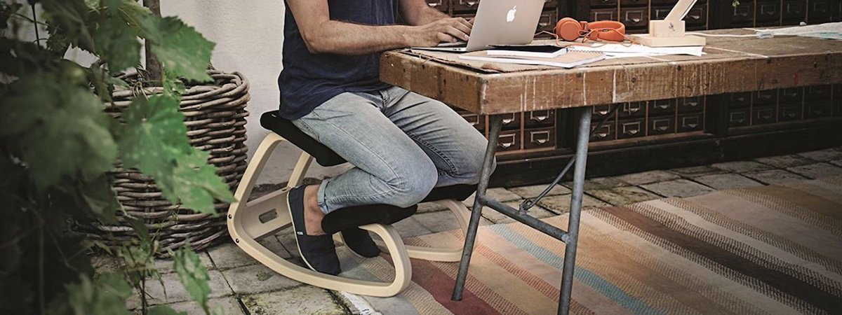 Astonishing 5 Best Kneeling Chairs Dec 2019 Bestreviews Gmtry Best Dining Table And Chair Ideas Images Gmtryco