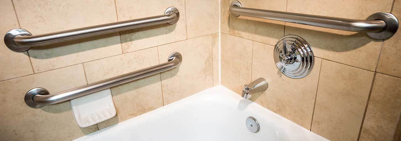 5 Best Bathroom Grab Bars June 2019 Bestreviews