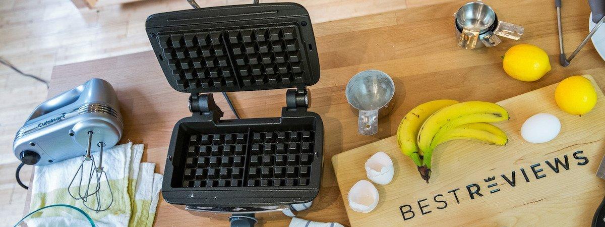 Best Waffle Maker 2019 5 Best Waffle Makers   Aug. 2019   BestReviews