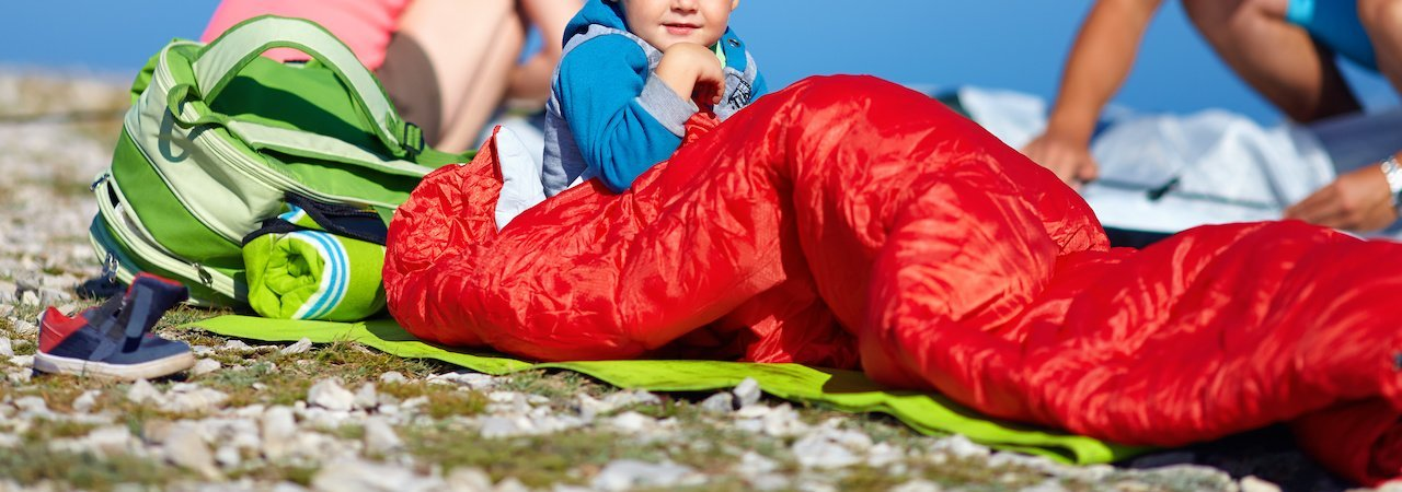 best kids sleeping bag