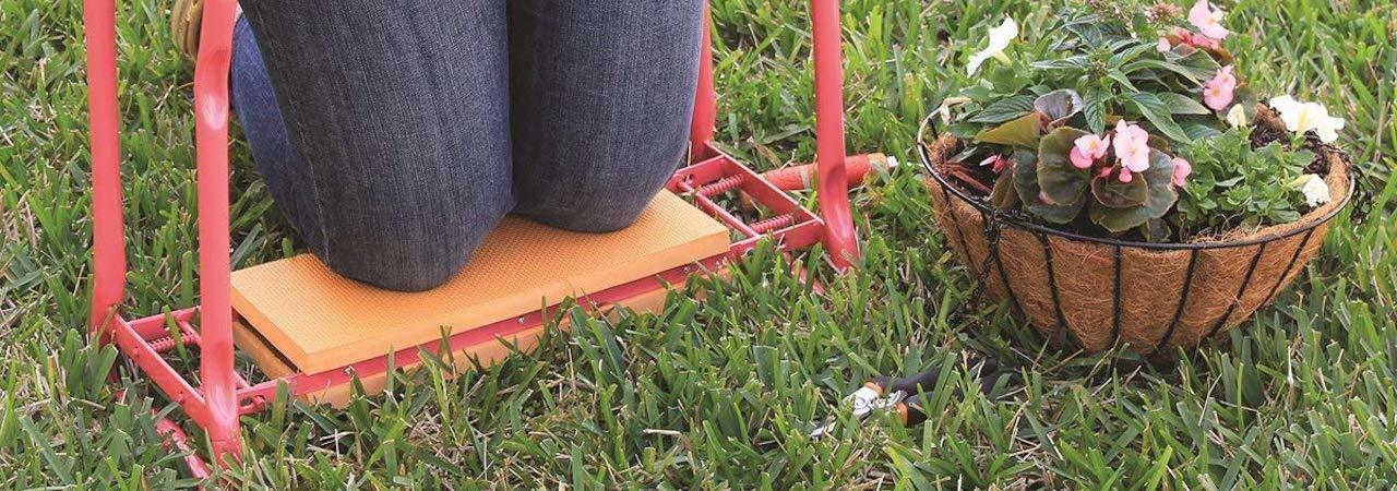 Surprising 5 Best Garden Kneeler Benches Dec 2019 Bestreviews Cjindustries Chair Design For Home Cjindustriesco