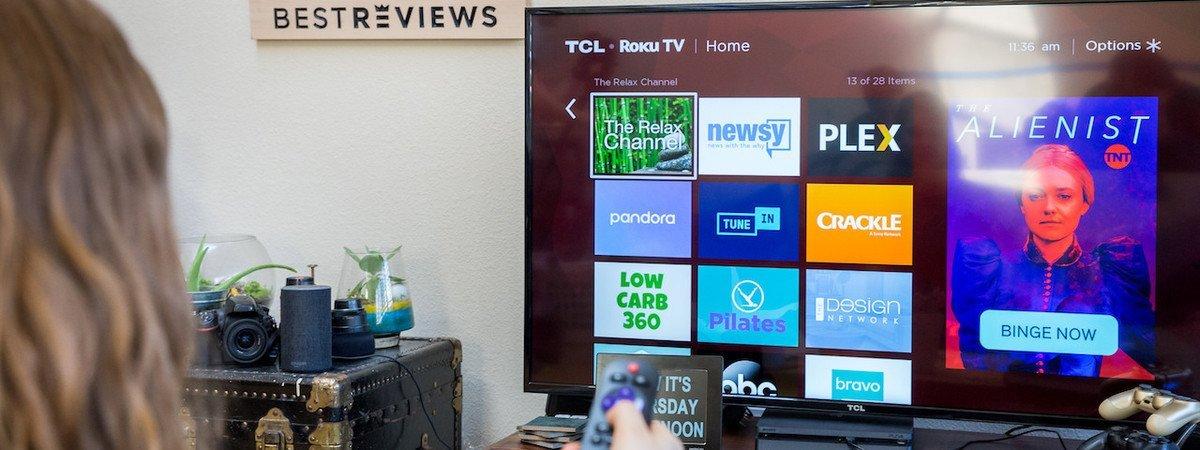 5 Best TCL TVs - Sept  2019 - BestReviews