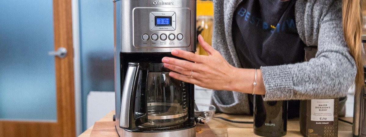 5 Best Coffee Makers Apr 2019 Bestreviews