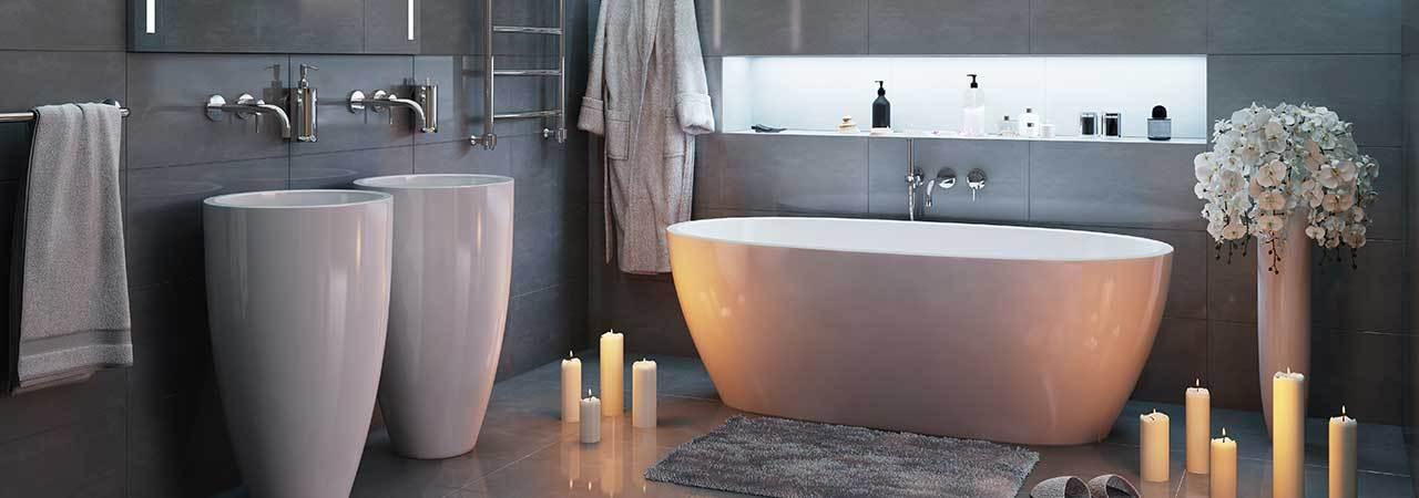 5 Best Bathtub Walls - Aug. 2018 - BestReviews