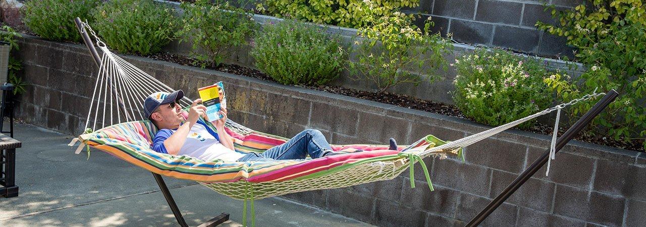 Best Hammock For Backyard 5 best hammocks - dec. 2018 - bestreviews