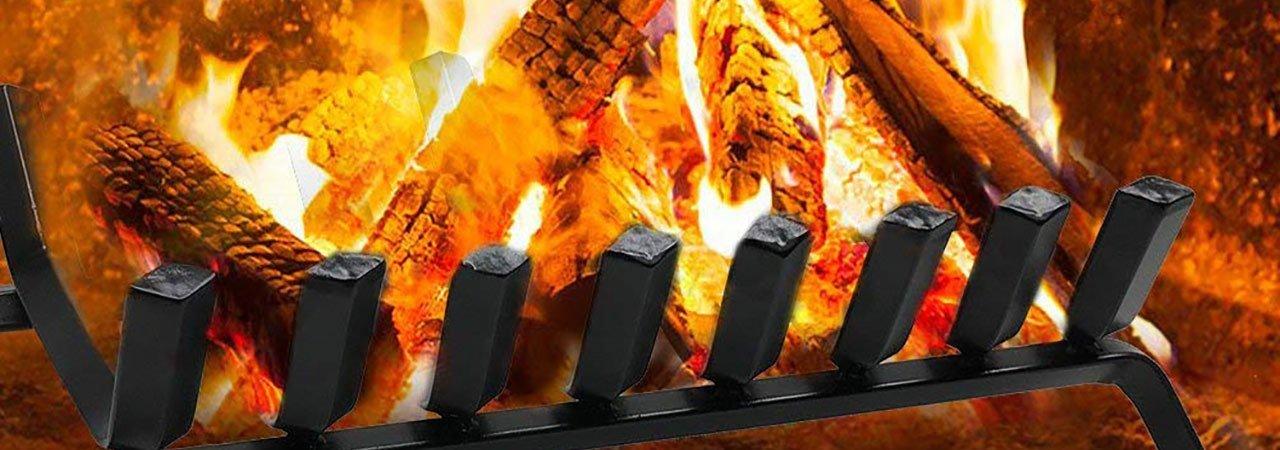 5 Best Fireplace Grates Mar 2020 Bestreviews