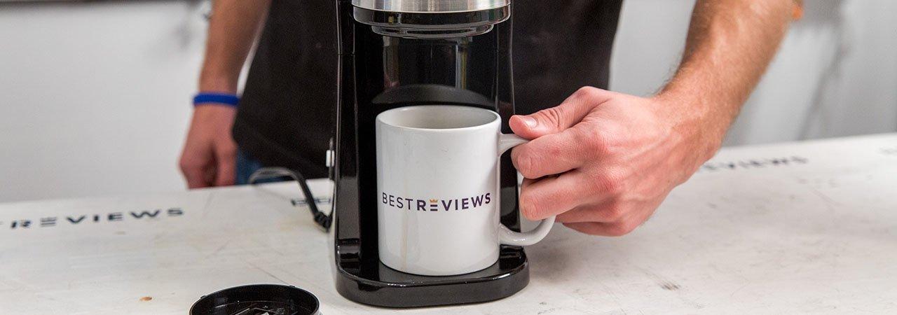 5 Best Single Cup Coffee Makers Apr 2019 Bestreviews