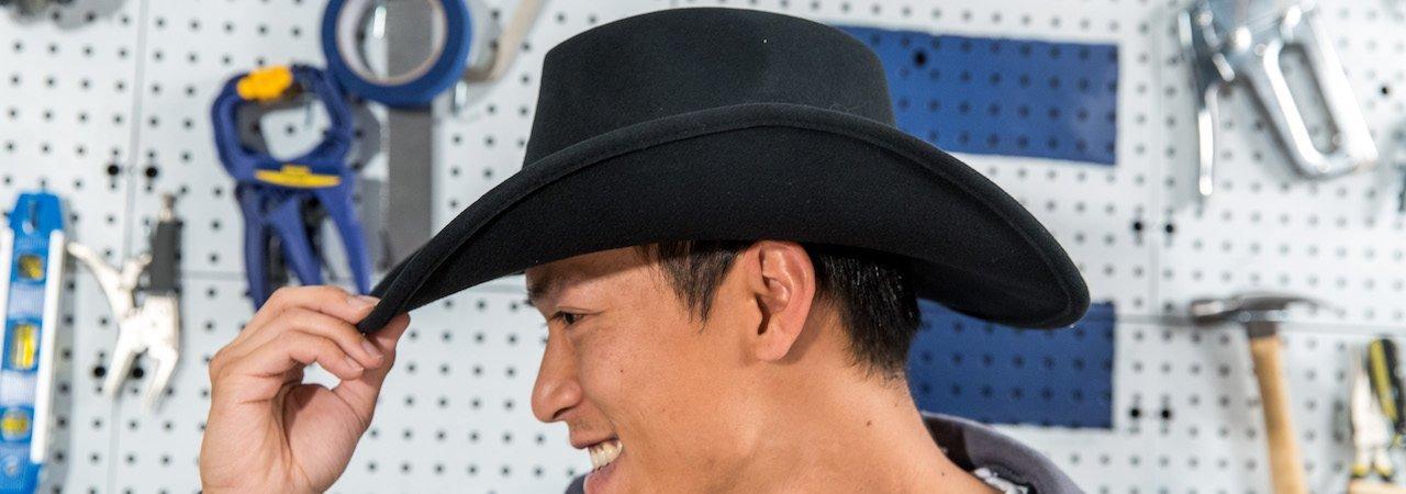 5 Best Cowboy Hats - Mar. 2019 - BestReviews 5c0bc7a387b