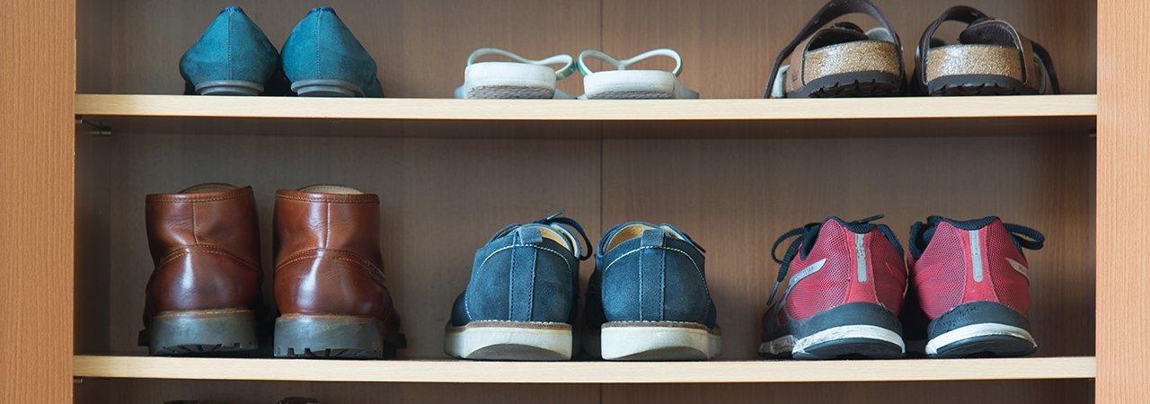 5 Best Shoe Racks May 2019 Bestreviews