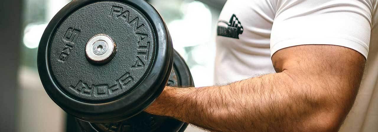 lahomie Arm Blaster Fitness,Armtrainer Bizeps Arm Blaster f/ür Bodybuilding Heavy Duty Arm Blaster Bizeps Curl Support Dicke Aluminiumlegierung mit verstellbarem Riemen Bic