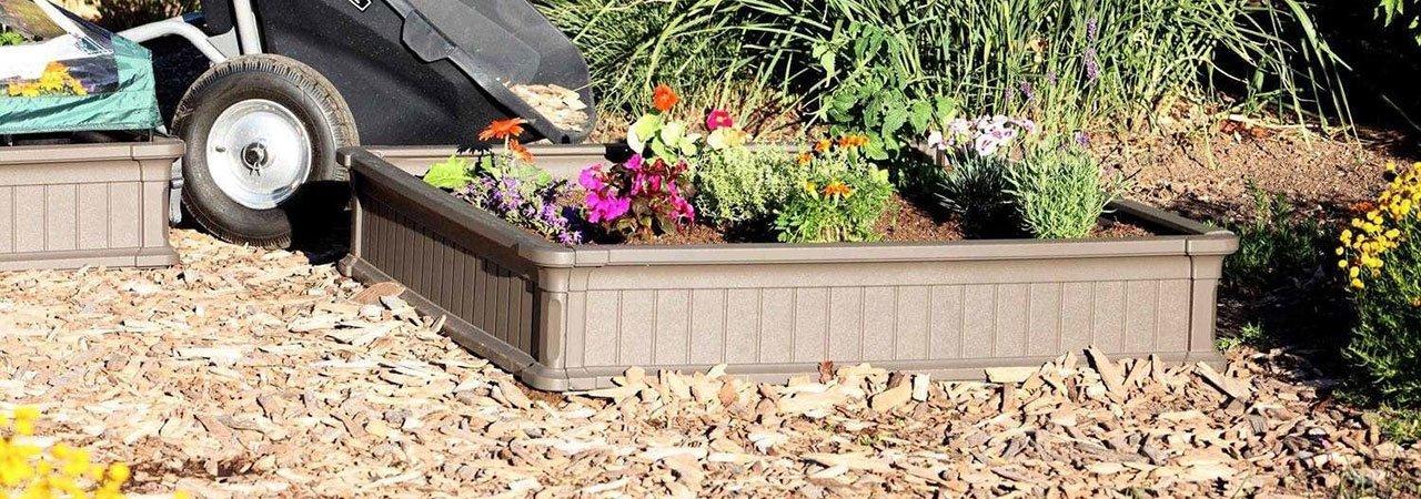 5 Best Raised Garden Beds May 2020 Bestreviews