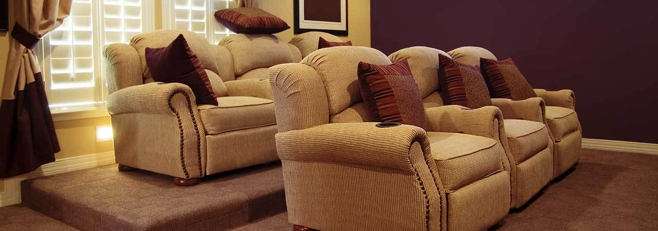 5 best home theater seating aug 2018 bestreviews