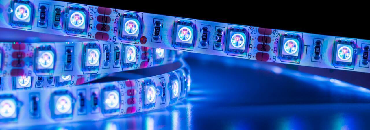 5 best led lightstrips july 2018 bestreviews aloadofball Choice Image