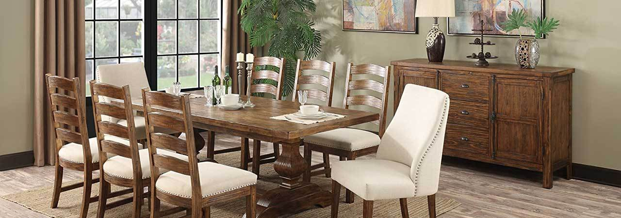 5 Best Rustic Dining Tables - Oct. 2019 - BestReviews