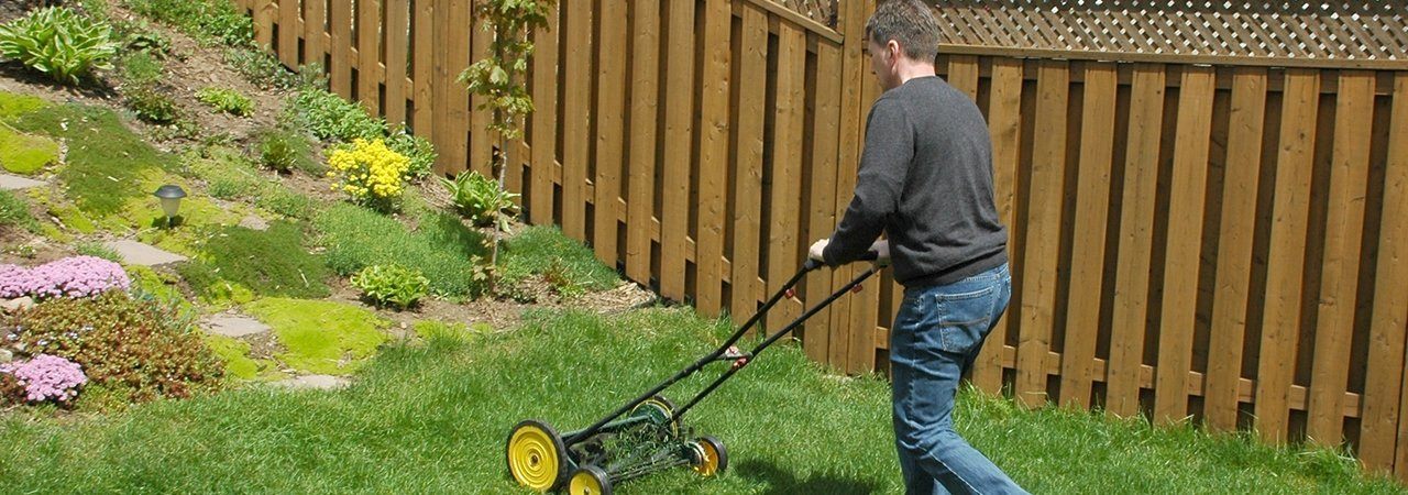 5 Best Reel Mowers - Sept  2019 - BestReviews