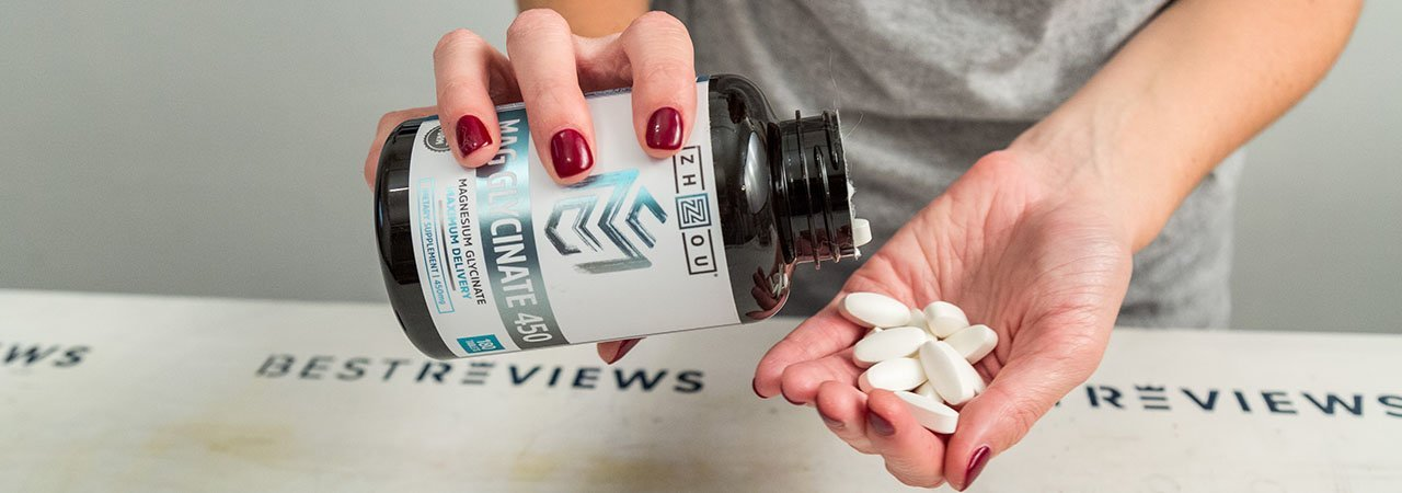 5 Best Magnesium Supplements - Sept  2019 - BestReviews