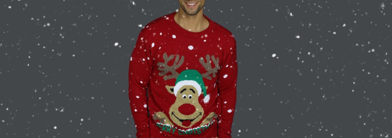 Ugly Christmas Sweaters 2019.5 Best Men S Ugly Christmas Sweaters Oct 2019 Bestreviews