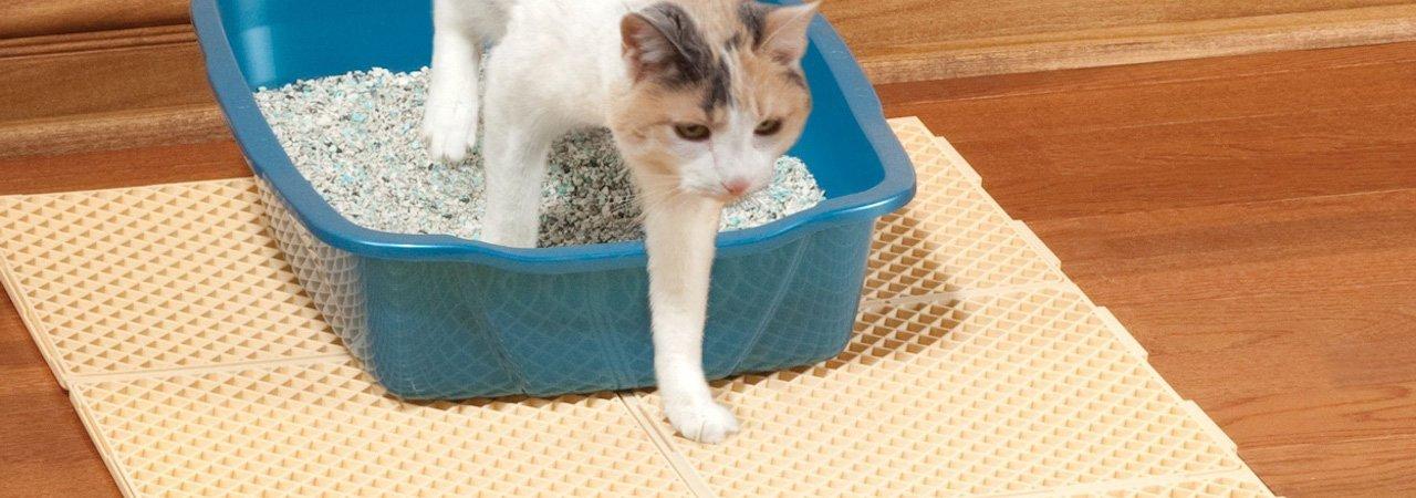 moonshuttle super product litter mats mat blackhole size cat