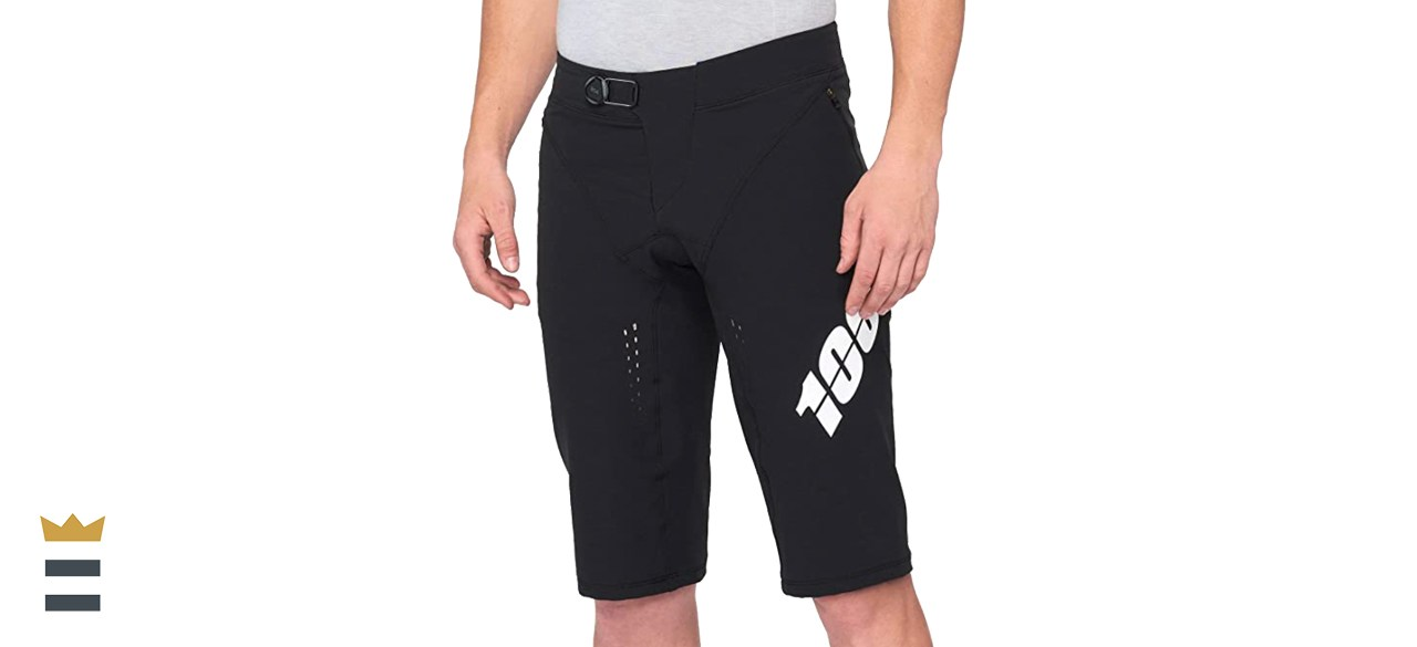 100% Men's R-Core X DH Shorts