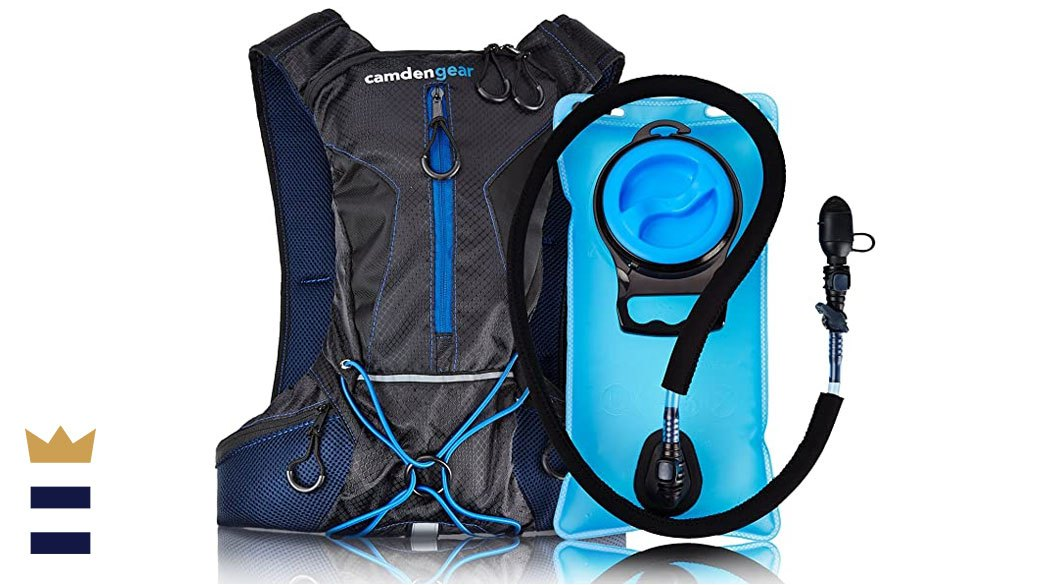 Camden Gear Zeyu Hydration Backpack