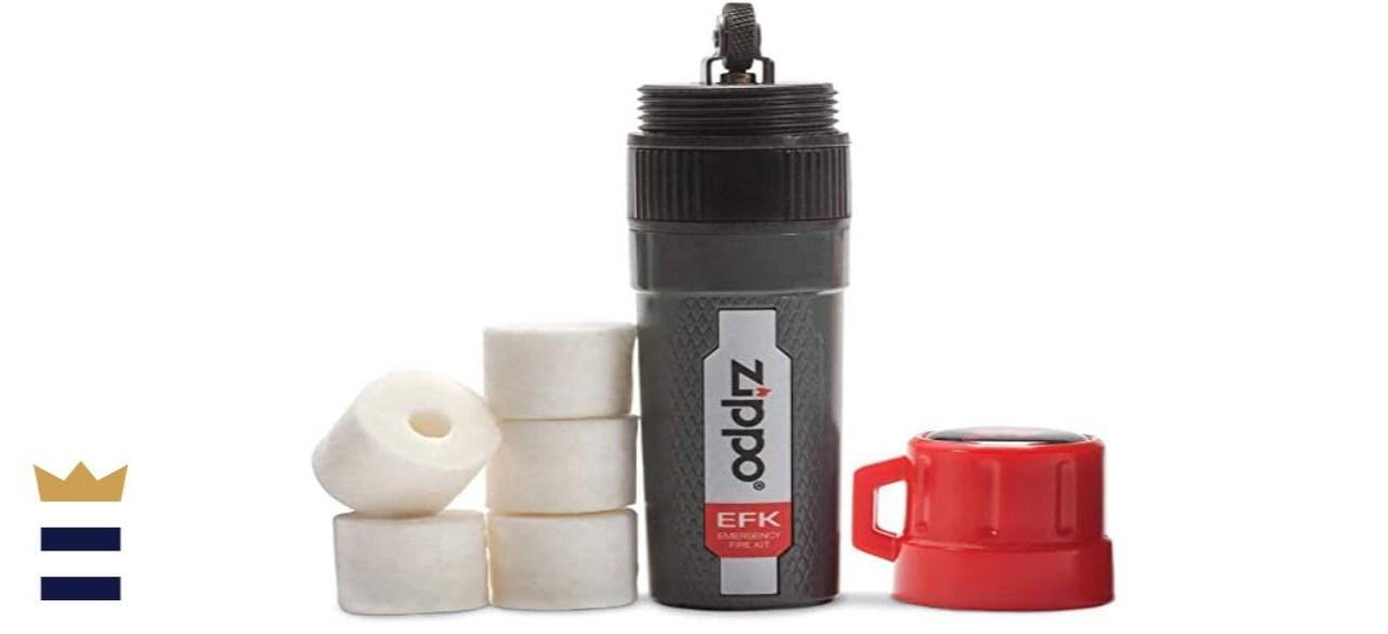Zippo Emergency Fire Kit