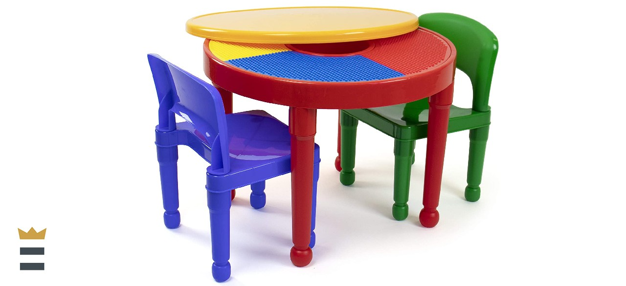 Humble Crew Building Blocks Activity Table