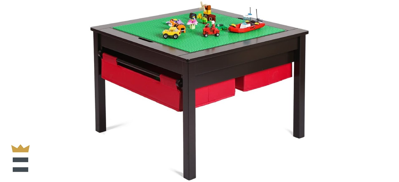 UTEX 2-in-1 Construction Play Table