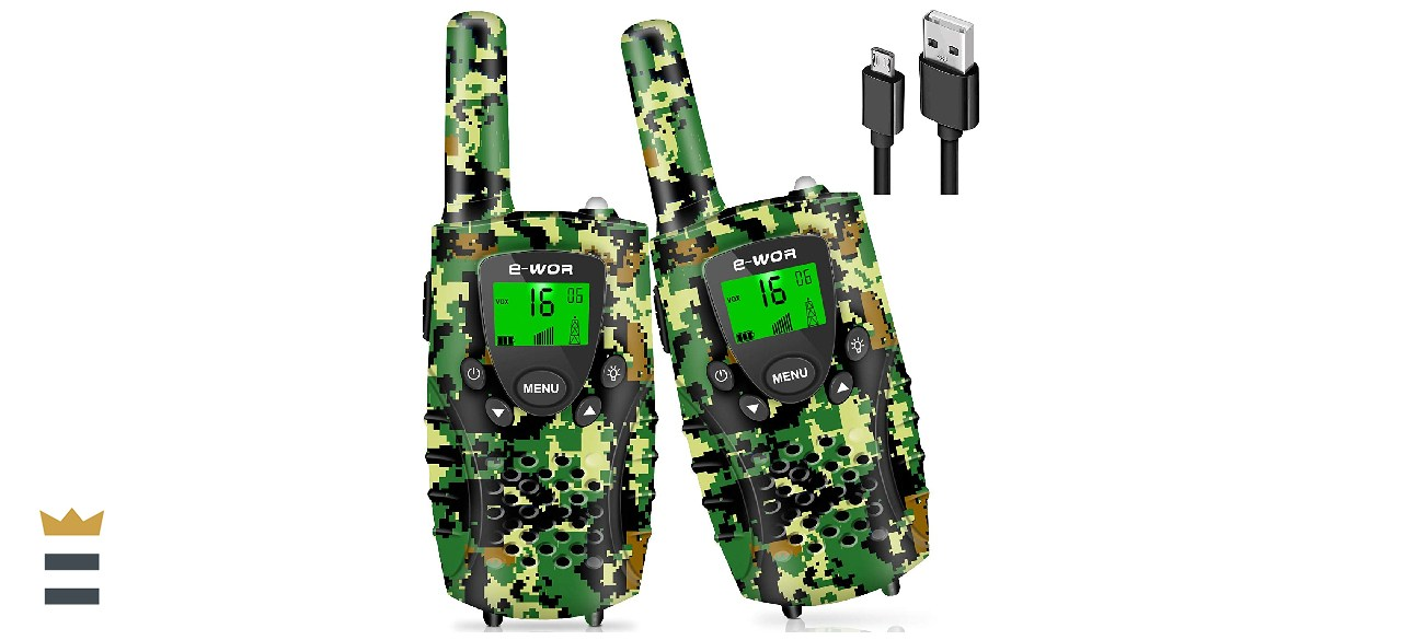 E-WOR Walkie Talkies for Kids