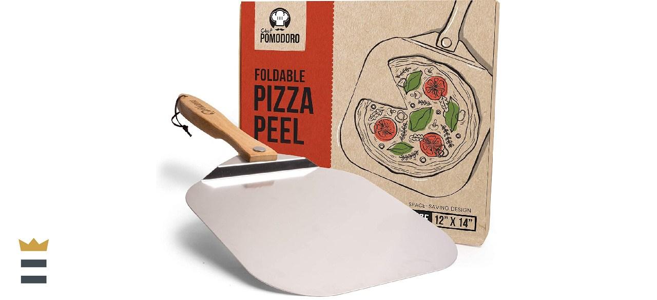 Pomodoro Aluminum Metal Pizza Peel