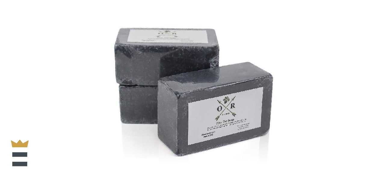 Oliver Rocket Pine Tar Soap