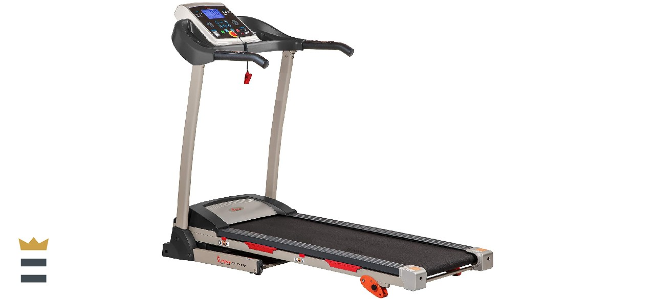 Sunny Health & Fitness Electric Treadmill