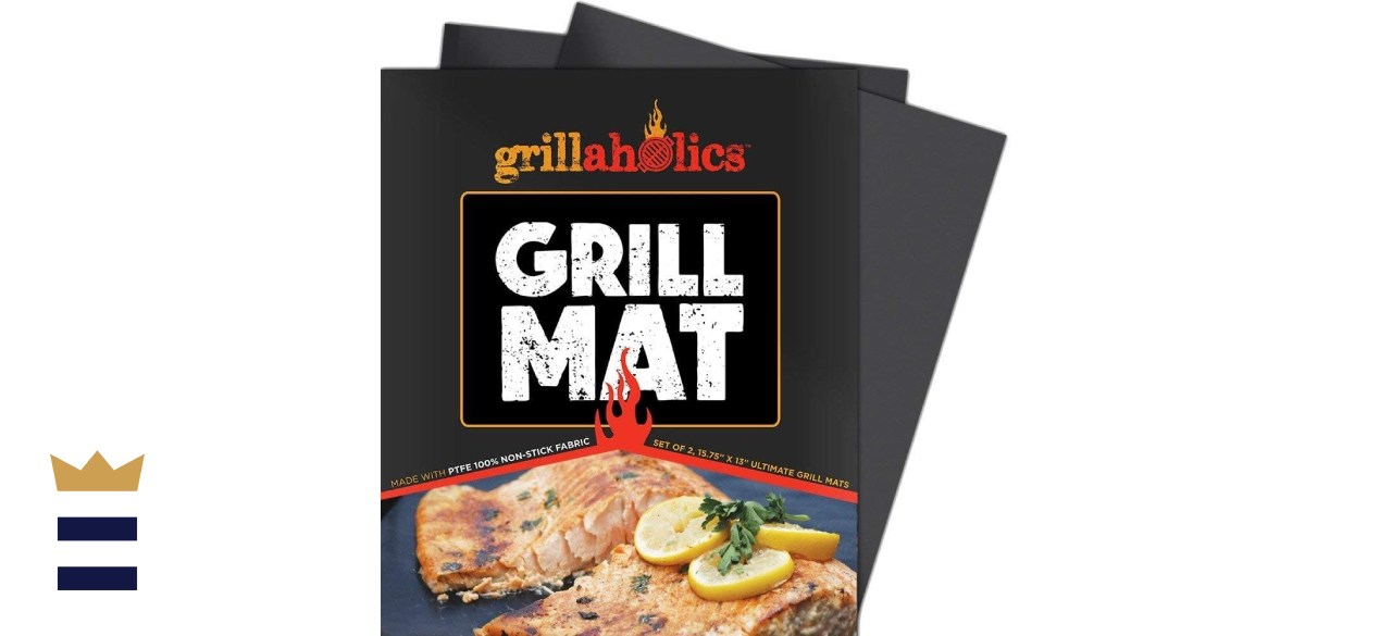 Grillaholics Grill Mat