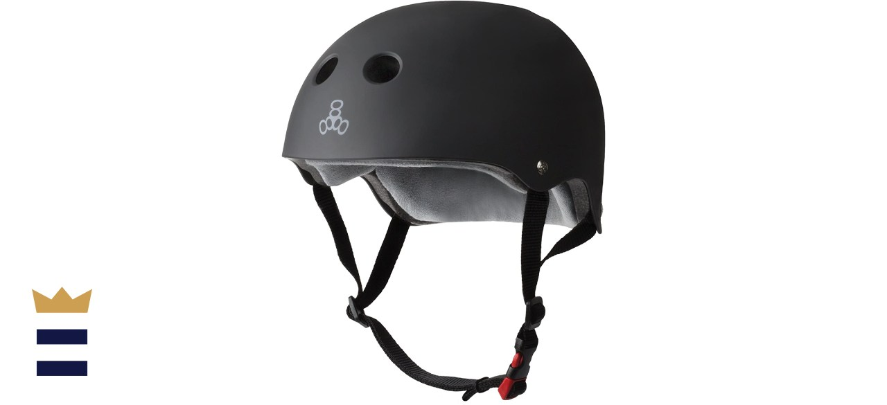 Triple Eight THE Certified Sweatsaver Helmet