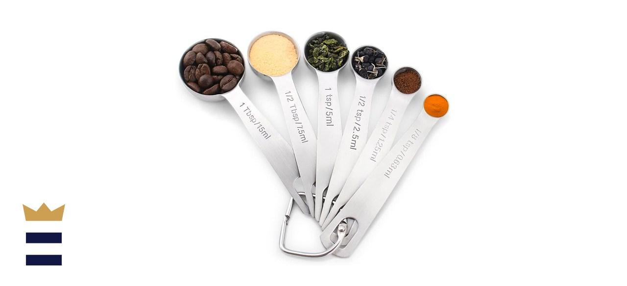 1Easylife Stainless Steel Measuring Spoons